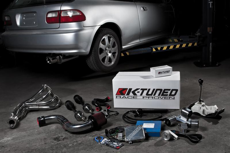 K-Tuned Swap Packages - O&J Performance - Performance Parts