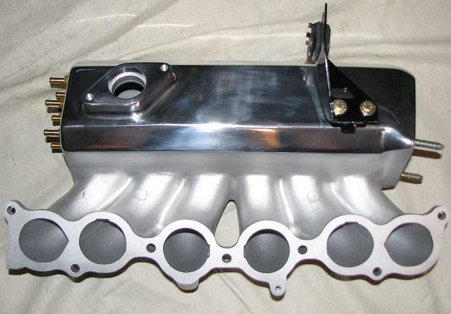 Powerhouse Racing Street Intake Manifold for 2JZ-GTE Engines | 1011401 S
