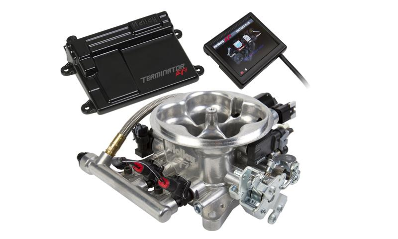550-423 - Holley EFI System - Terminator - Showstoppers USA