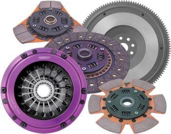 A Sprung Center Disc EXEDY DM16DA Multi Assembly
