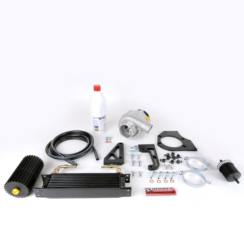 Kraftwerks Supercharger Kit - Honda KSeries HONDA
