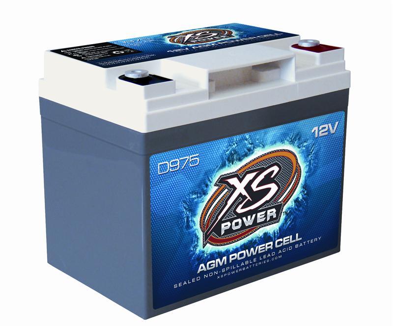 XS Power Batteries - D Series UNIVERSAL - A1 Motorsports - SEIBON