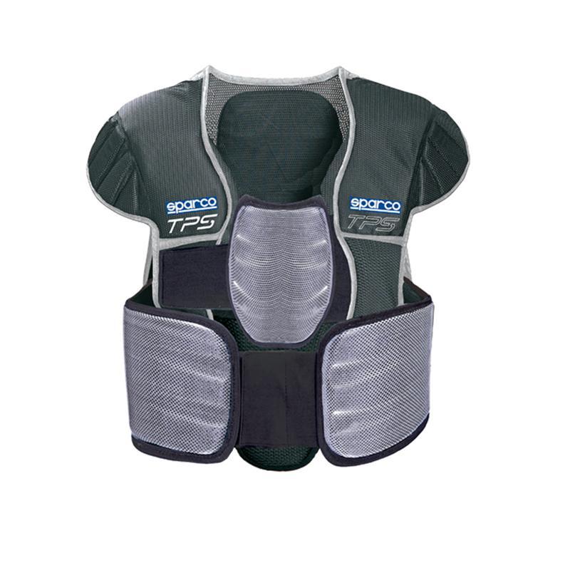 kart usa vest 0024110XS   Sparco Racewear   Karting Safety   Rib Protector  kart usa vest