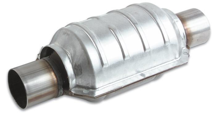 Yonaka Universal 2.25 High Flow Performance Ceramic Core Catalytic Converter