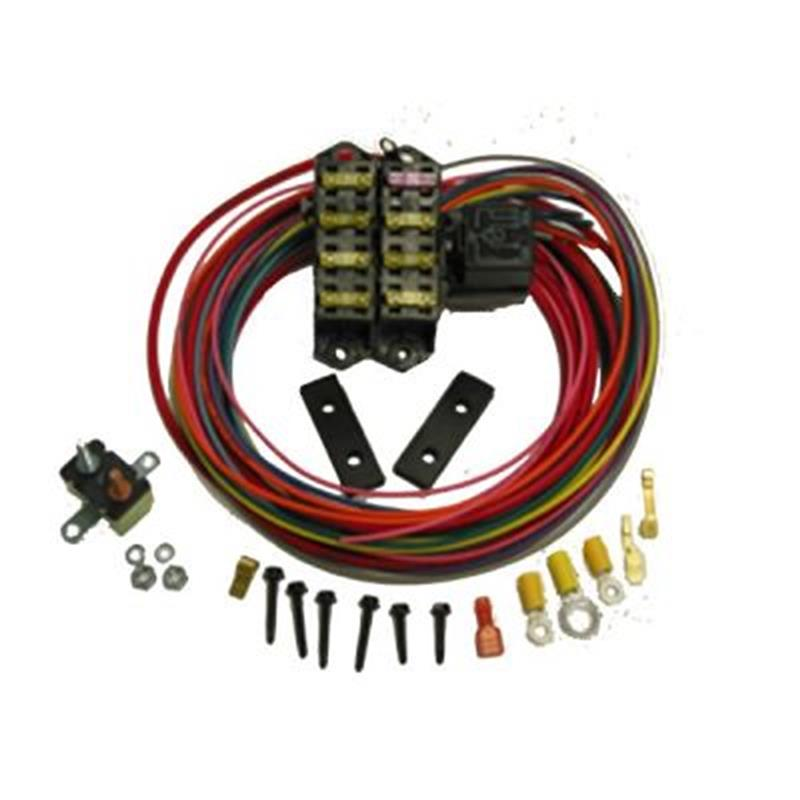 Painless 30003 18 ATO Fuse Center