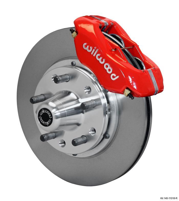 Wilwood Engineering Forged Dynalite Pro Series Front Brake