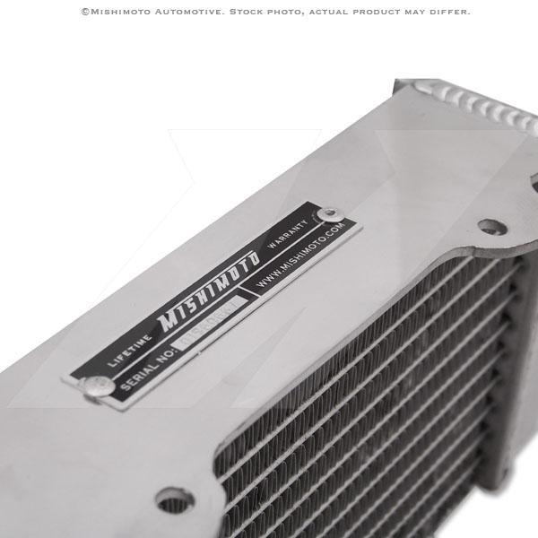 2006-2009 Mishimoto Suzuki LTR450 Aluminum Radiator
