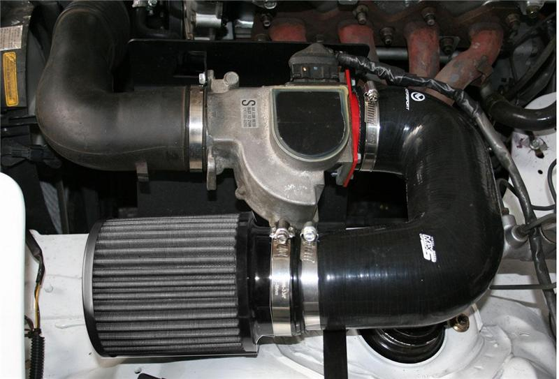 ILM-NB0-5090 - I L  Motorsport cold air intake systems