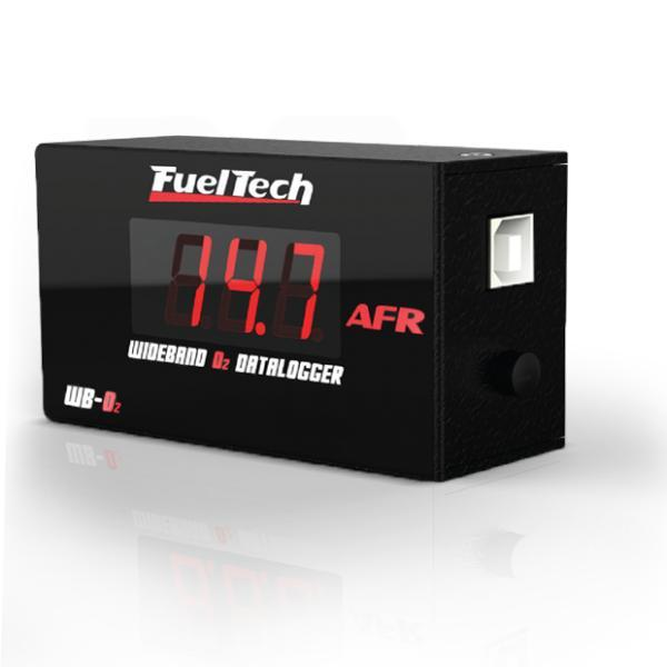 Manual data logger fuel tech ft350.