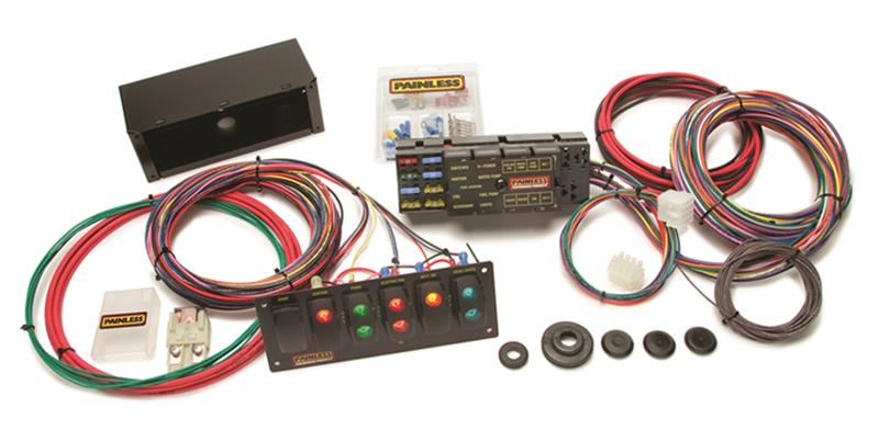 50005 - painless performance chassis harness - track only - rockstar auto  garage - ph: (909) 766-0774