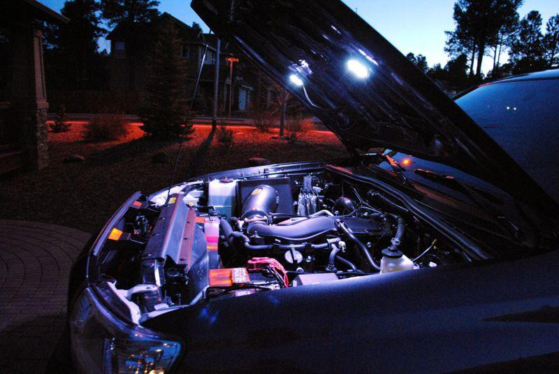 KC 5-watt Cyclone LED Accessory Light Kits - Toyota 4Runner ... on