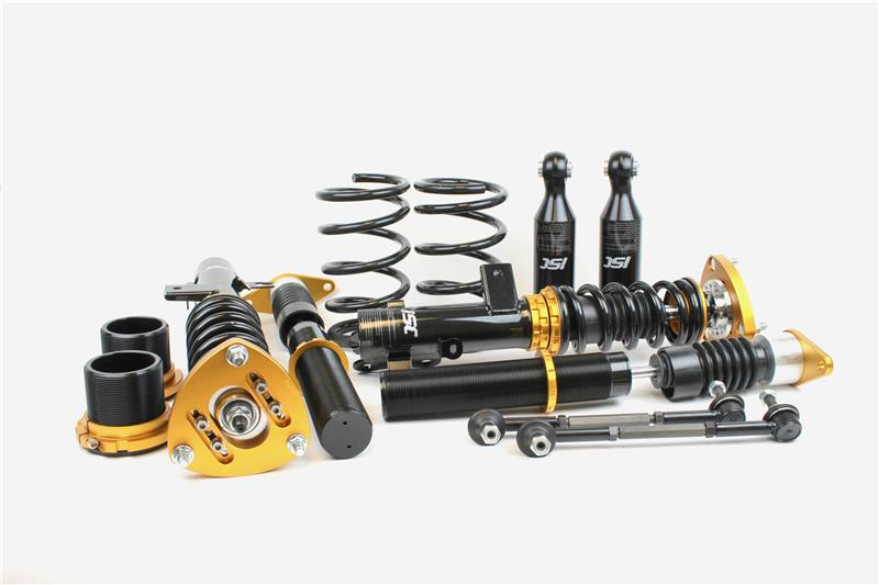M124-C - ISC Suspension N1 Coilovers - Moore Automotive