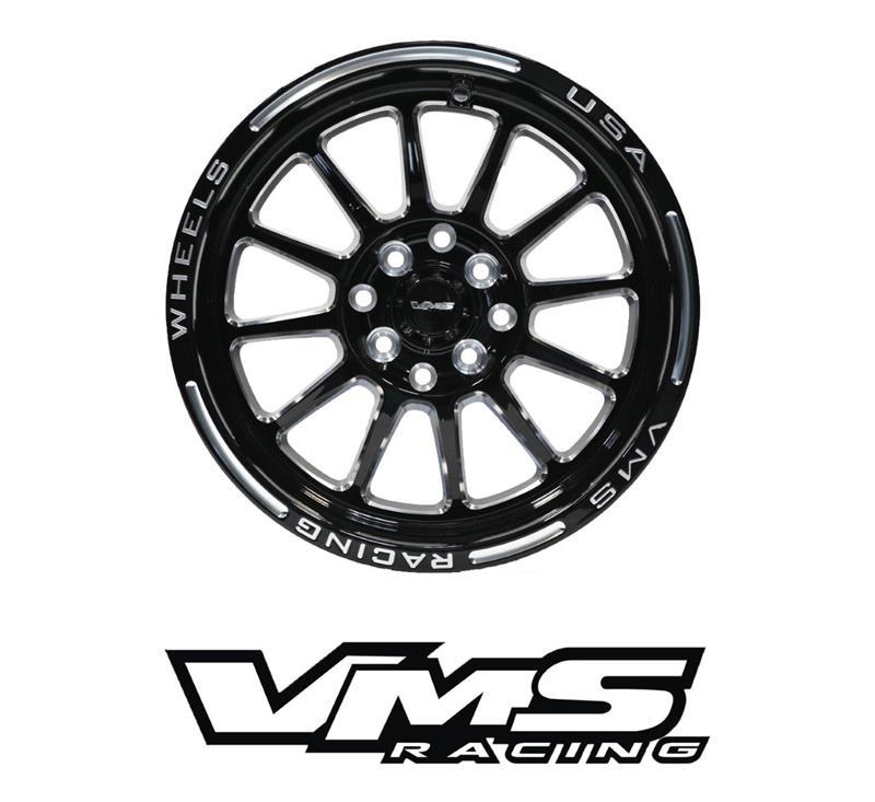 Vms Racing Streetdrag Wheel
