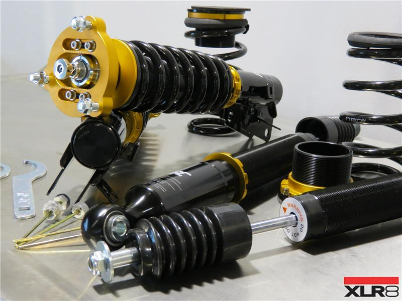 COIL-CIV-0611 - XLR8 ISC Coilovers - Excelerate Performance