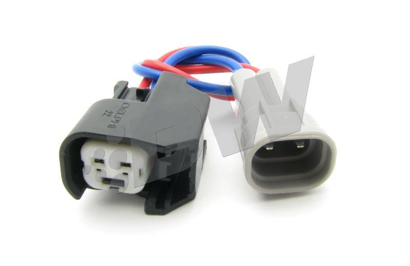 CONN-US-SUMW - DeatschWerks Fuel Injector Electrical Connectors ...
