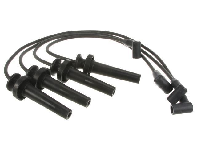 Denso 671-4172 Spark Plug Wire Set
