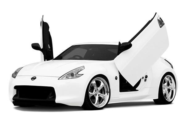 Vertical Door Inc Front Door Kits Performance Auto Parts Car