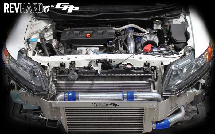 GPP X RevHard Turbo Kit - Tuner HONDA - Import DPS
