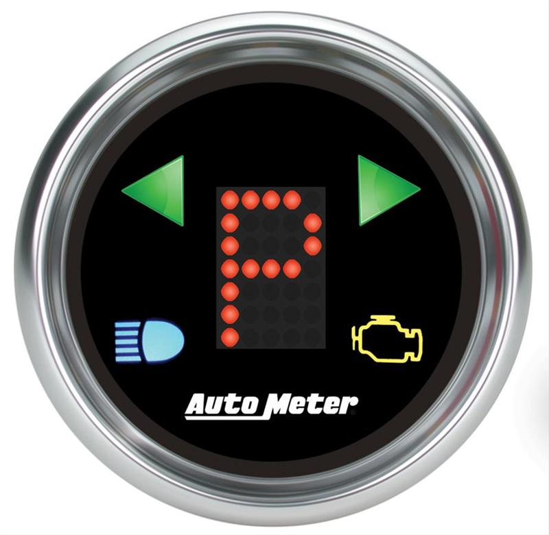 Auto Meter Shift Indicator Gauge UNIVERSAL - garage16