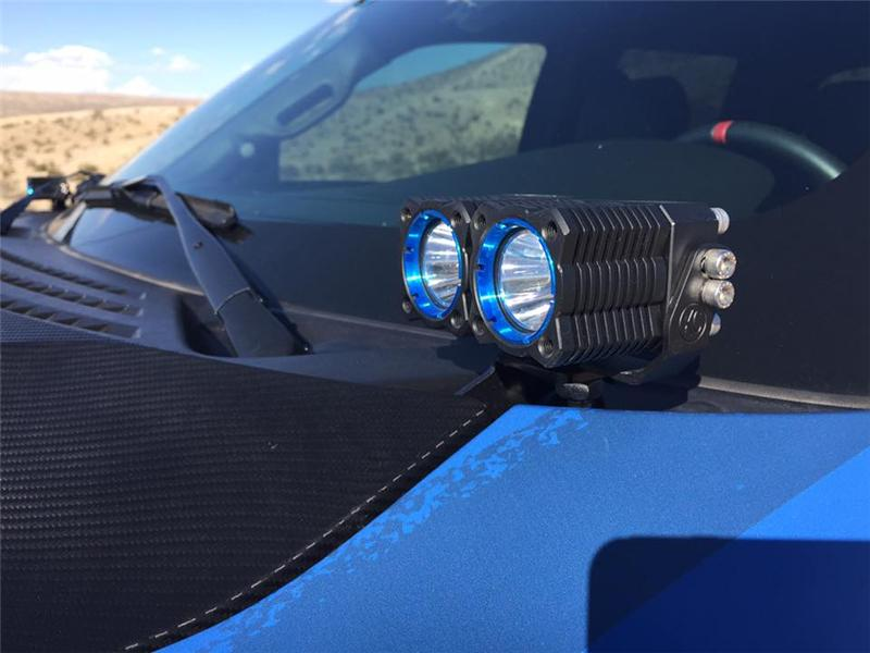 New shot of the KC Flex LED System. & Ultimate Ditch Light / A Pillar Lighting Guide - Toyota 4Runner ...