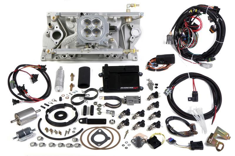 Holley EFI System - Avenger Multi-Port Fuel Injection System