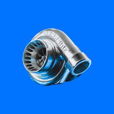 XT3582 Dual Ball Bearing Turbo Charger 0 82 A/R Turbine 500