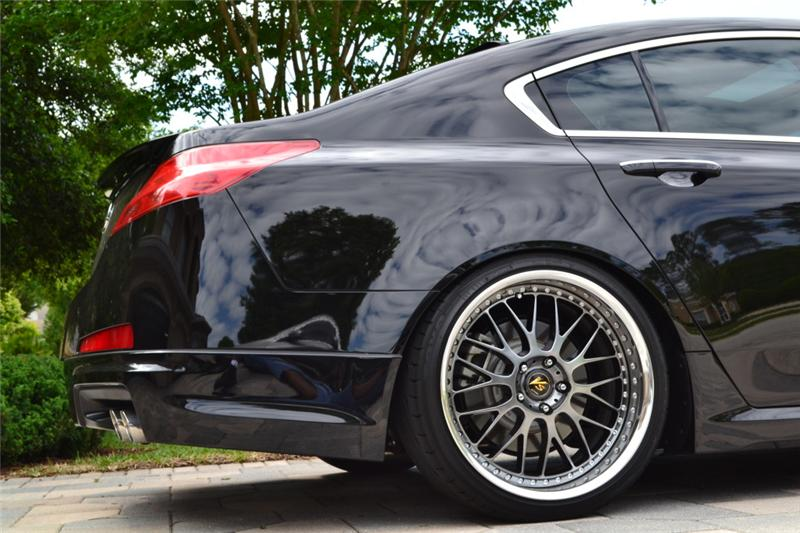 EXH-UA8AWD - XLR8 Exhaust Systems - Excelerate Performance ... on