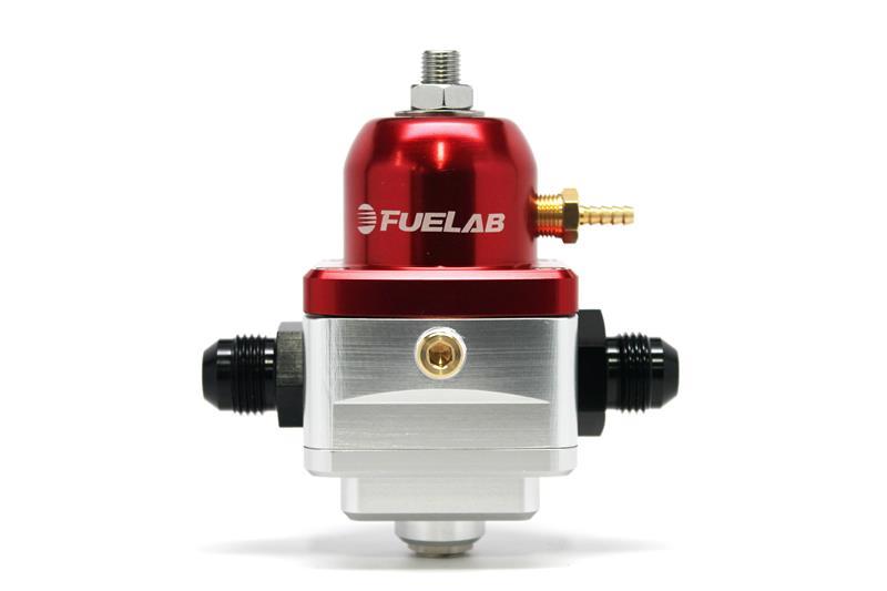 52902-2 - FUELAB 529 Series Fuel Pressure Regulator - TRU