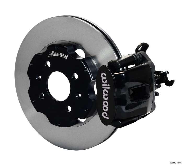 Wilwood 160-7099-BK Brake Rotor