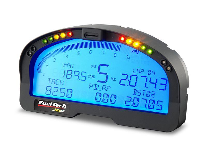 Racepak / FuelTech IQ3 Display Dash on