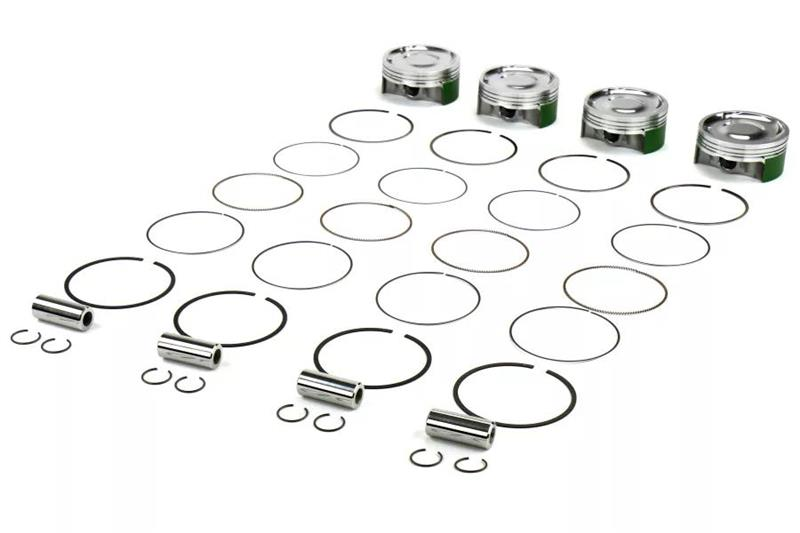 10001431 - Cosworth Forged Pistons - Performance Auto Parts