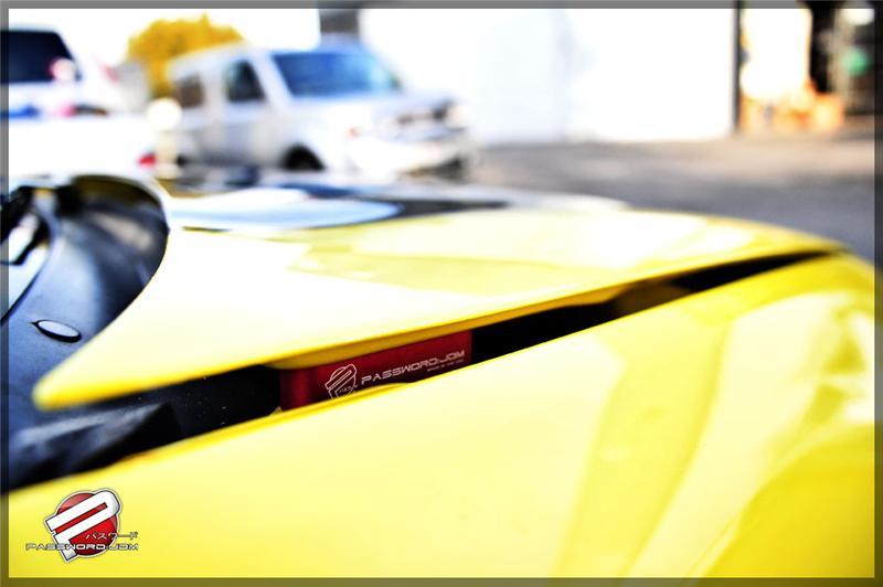 Password JDM Hood Risers - Pann Auto Performance - San Diego