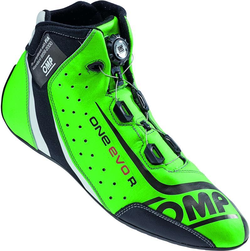 IC/80523043 - OMP America Racing Shoes - One Evo-R - Battle