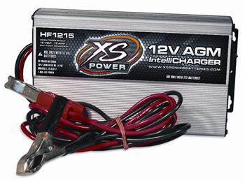 XS Power Battery Charger UNIVERSAL - A1 Motorsports - SEIBON, VIS