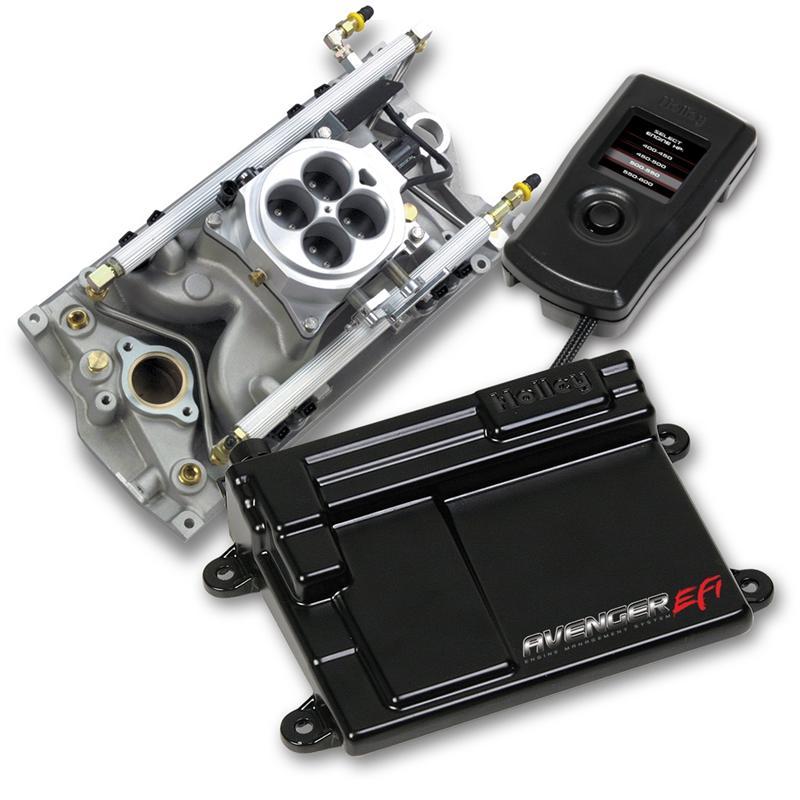 550-831 - Holley EFI System - Avenger Multi-Port Fuel