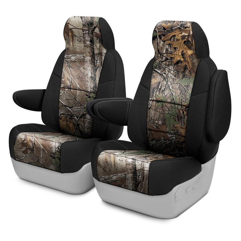 Wondrous Csc2Rt05 Hd7036 Coverking Realtree Camo Seat Covers Mvp Bralicious Painted Fabric Chair Ideas Braliciousco