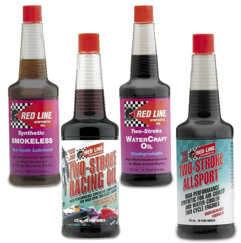 Red Line Two Stroke Racing Oil Unknown Pure Tuning Inc