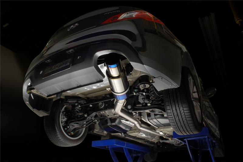 Tomei Expreme Ti Exhaust SUBARU - Lightspeed Innovations