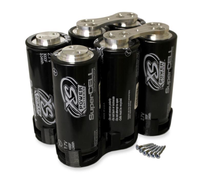 Turbo Universal Capacitor: XS Power SuperBanks