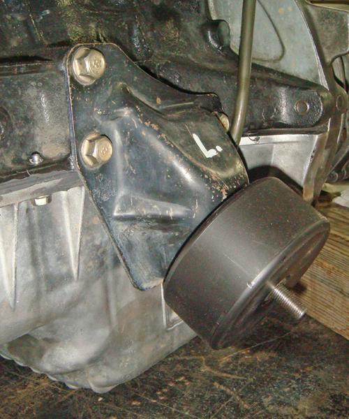MR-MMK - MiataRoadster motor mounts kit - MiataRoadster