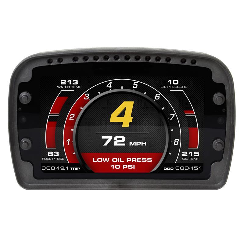 6021 - Auto Meter Lcd Digital Dash - Mvp Motorsports