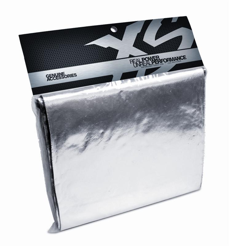 XS Power 598 Billet Aluminum Hold Down for D3100//XP3000 Batteries