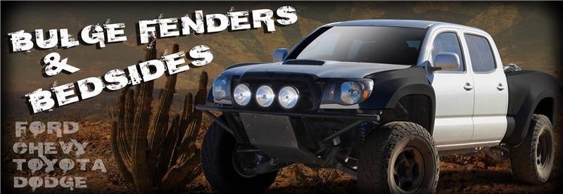 spy shots duraflex trophy truck style 05 tacoma bedsides total automotive performance