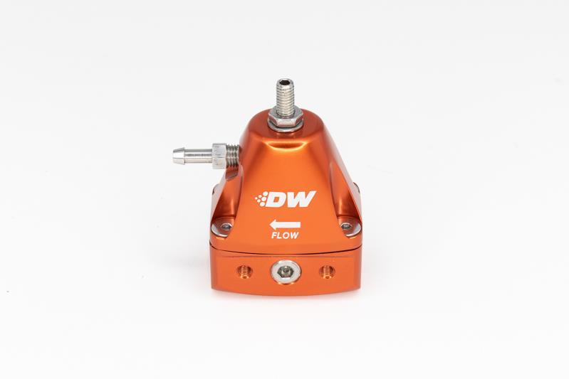 Titanium 6-1000-FRT DeatschWerks DWR1000 Adjustable Fuel Pressure Regulator