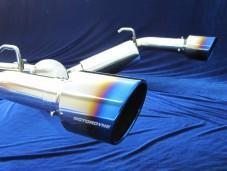 Motordyne Q50 Shockwave Exhaust at JM Auto Racing