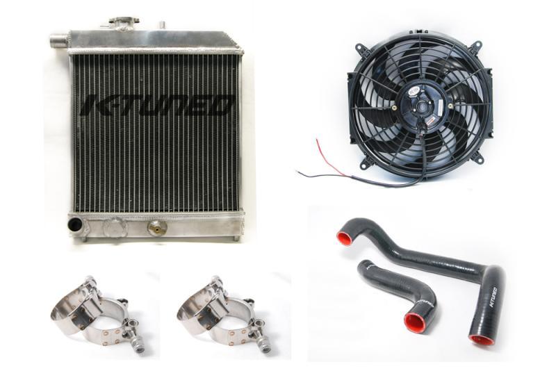 KRP-C26-03 - K-Tuned Radiator Kit - PURE Tuning Inc