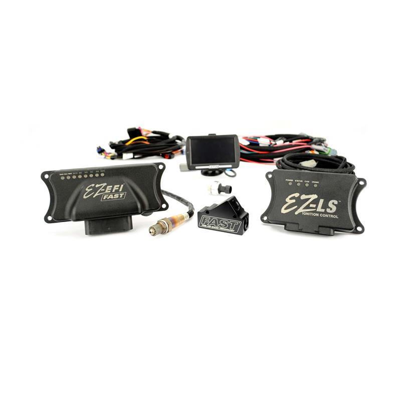 30403-KIT - FAST EFI System - Self Tuning EZ EFI 2 0 - Boost