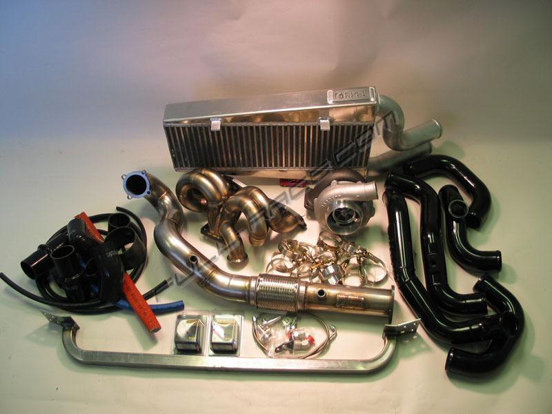 Full-Race 2012 Civic Si Turbo Kit / Authorized Stocking