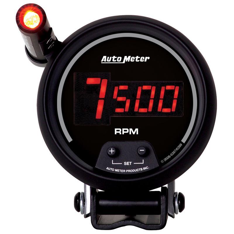 auto meter sport comp digital gauges universal. Black Bedroom Furniture Sets. Home Design Ideas