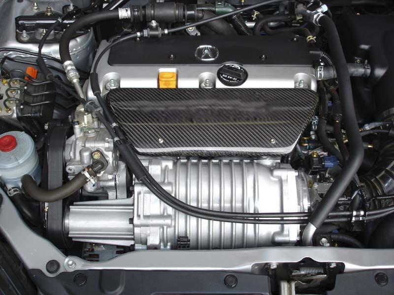 CT Engineering Supercharger - RSX ACURA - Performance Auto